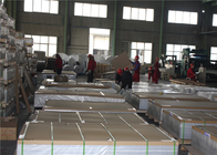 High Reflective Flat 5052 Aluminum Sheet H32 5mm Thickness For Construction