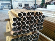 Clear / Bronze Anodized Aluminum Extrusion Tube T4 T5 T6 For Architectural Framing