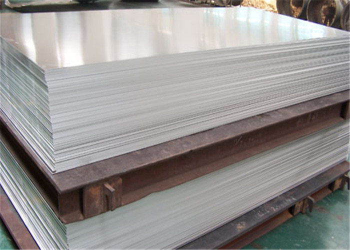 Anticorrosive 3003 Aluminum Sheet 0.4 * 1200 * 2400 mm Aluminum Alloy Sheet