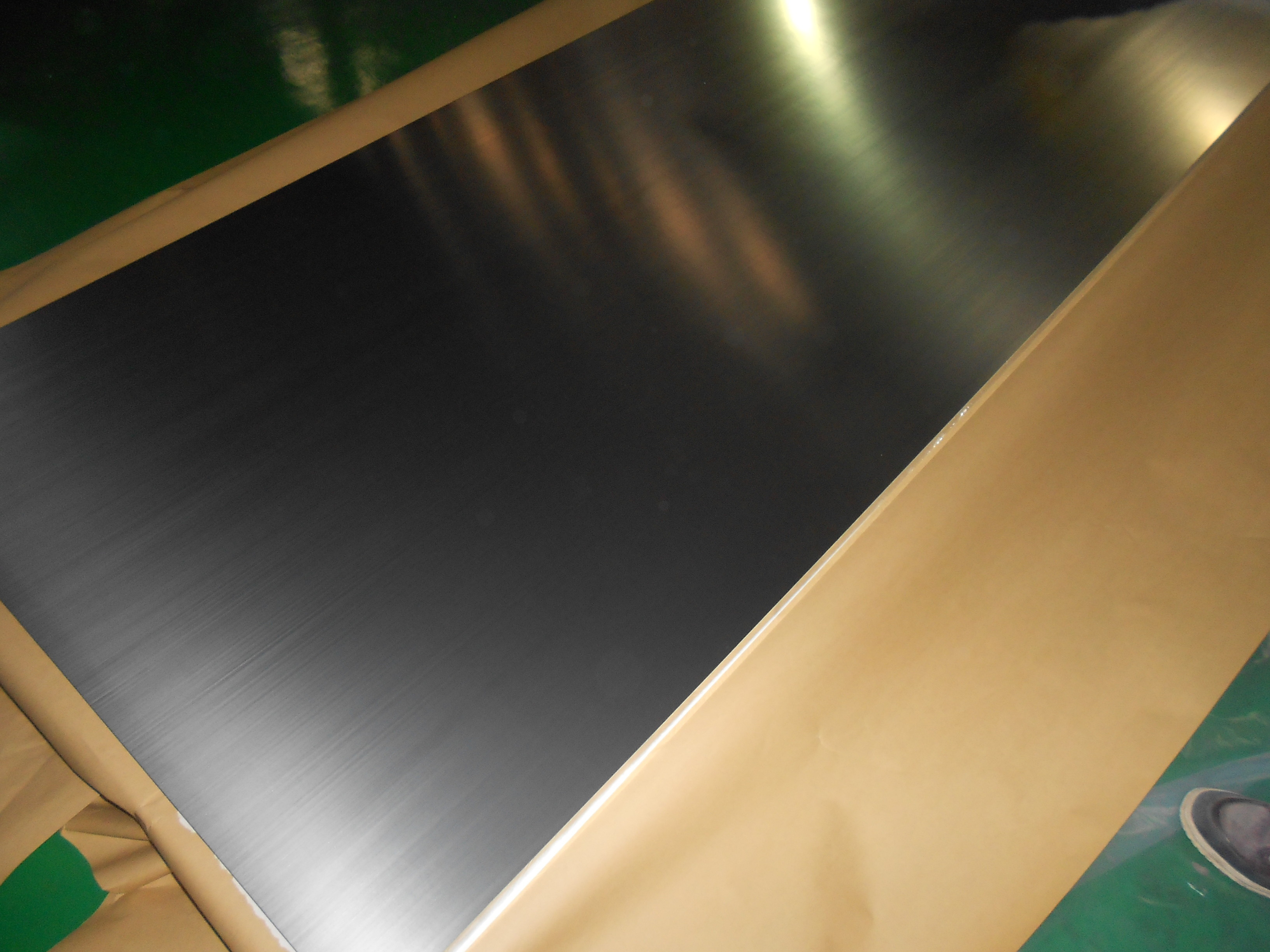 High Strength Anti - Corrosive 1100 Aluminum Sheet For Construction / Packing