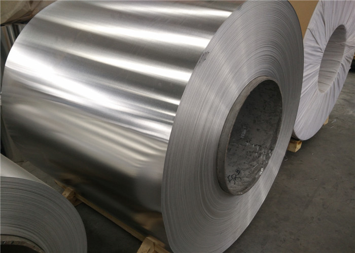 3003 H24 Color Coated Aluminum Coil For Table Panel / Wall / Roofing / Insulation