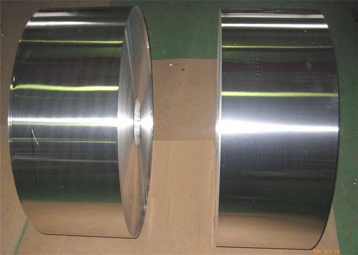 High Polishing Aluminium Strips / Coil Width 200 - 800mm 1100 1060  8011 3003