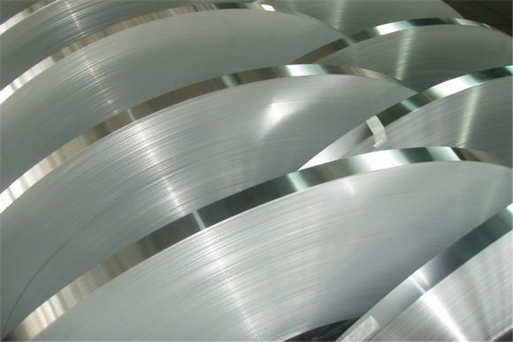0.8 - 5.0mm Thickness Thin Aluminium Strip Aluminum Tape for Air Separation Equipment