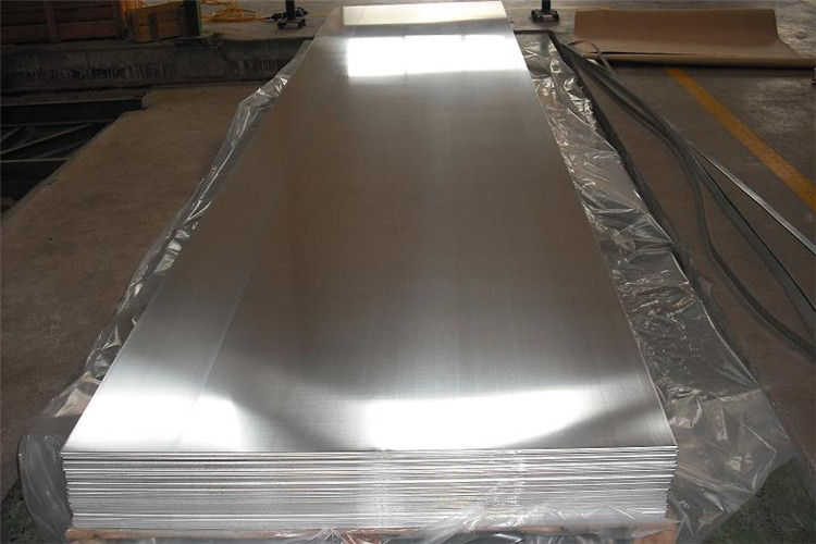 Construction Aluminum Alloy Sheet 0.18 - 200mm Mirror Finish Aluminum Sheet Decorative