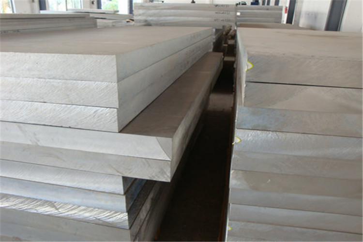"""High Strength 1 / 2"""" 6"""" X 12"""" 6061 T651 Aluminum Plate 1.0mm Easy Processing"""