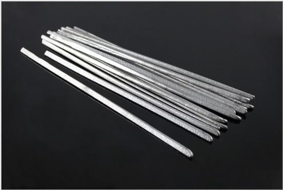 Aluminium Silicon Alloy ER 4043 Aluminum Welding Wire Diameter 1.6mm ISO 9001