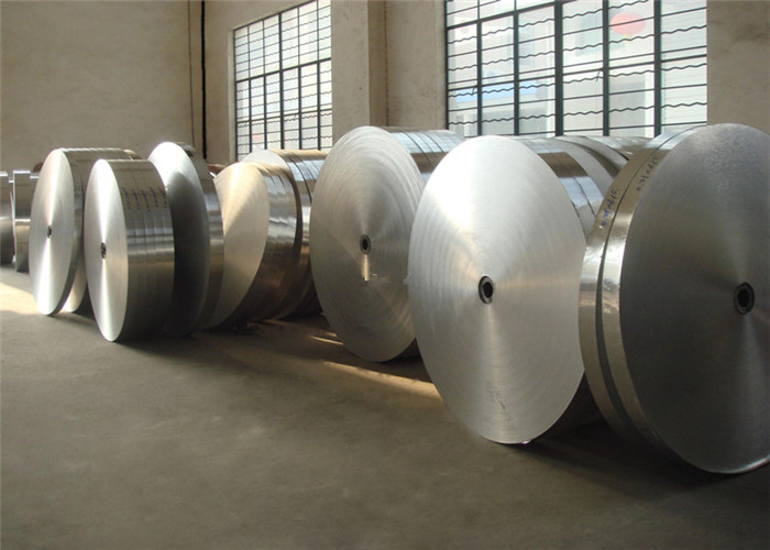 Flat Rolled H14 H24 H32 H112 Aluminum Coil Corrosion Resistance Aluminum Sheet Roll